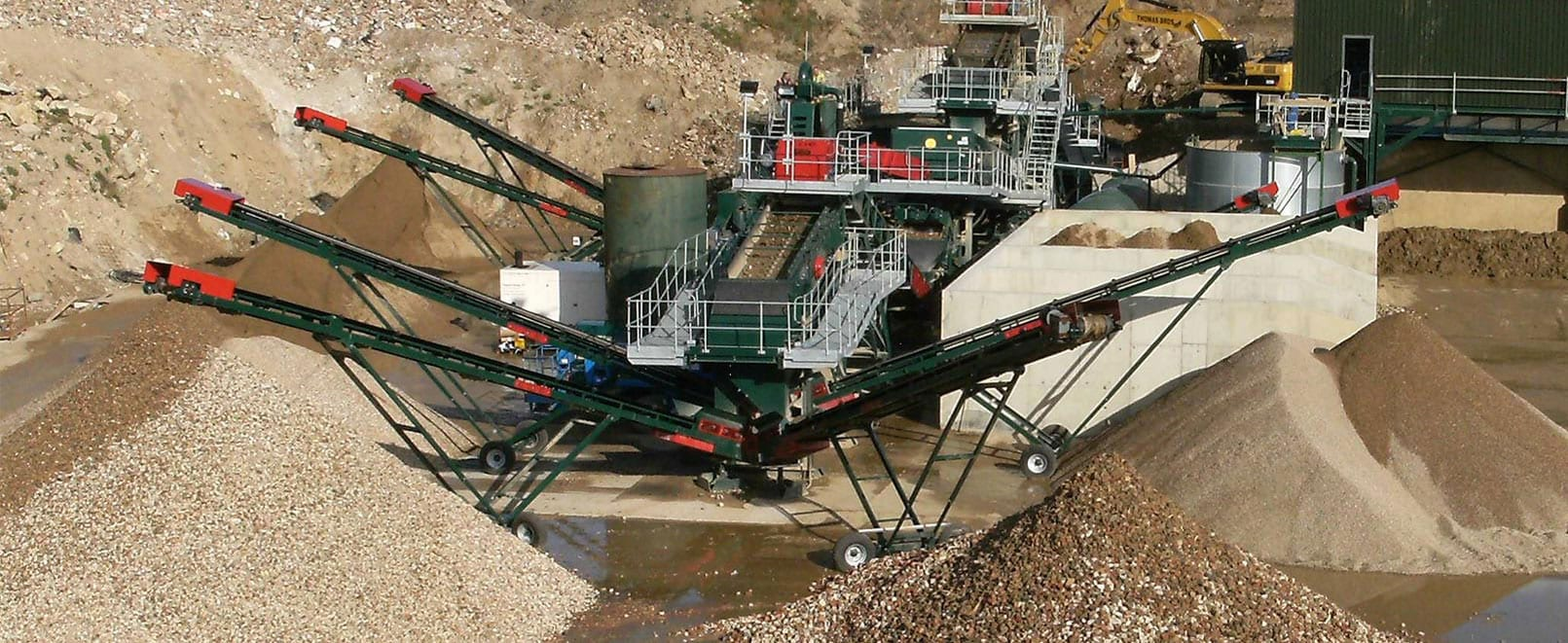 Aggregate Recycling Facility